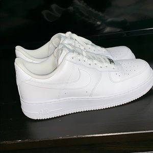 Nike Shoes - White Air Force Ones